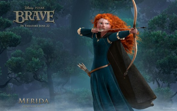 Ribelle - The Brave: alcuni nuovi character wallpapers