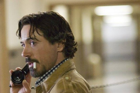 Robert Downey Jr - Paul Avery - Zodiac - screenshot