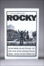 Rocky Poster 3d