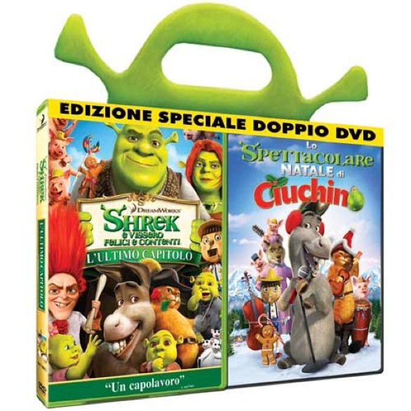 shrek-DVD