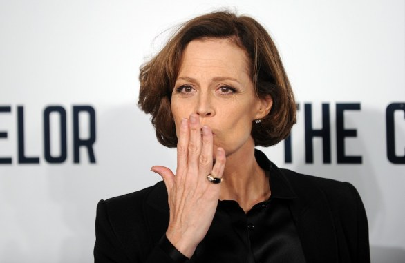 Sigourney Weaver, The Counselor - Special Screening - Red Carpet, 3 ott 2013