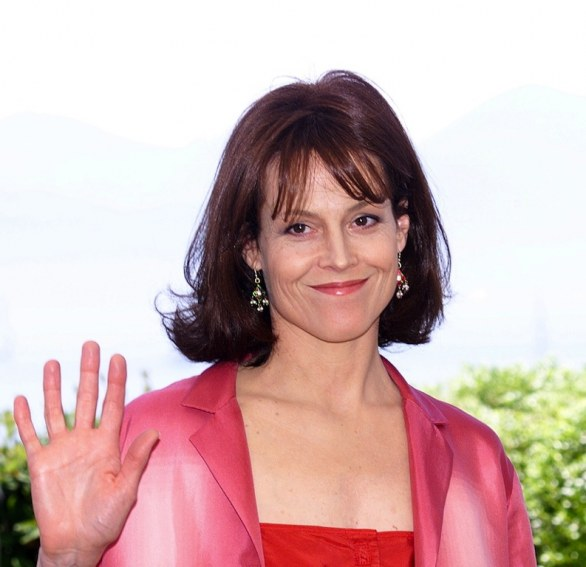 Sigourney Weaver, member of the Cannes film festival jury, 13 mag 1998