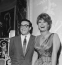 Sophia Loren e Peter Sellers, The Millionairess, 18 mag 1960
