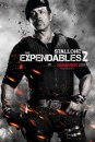 The Expendables 2 - 12 character poster