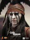 The Lone Ranger: action figure Johnny Depp / Tonto (foto)