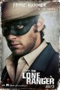 The Lone Ranger - character poster 1