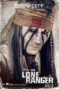The Lone Ranger - character poster 2