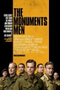 The Monuments Men: nuova locandina del film di George Clooney