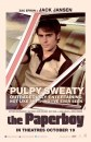 The Paperboy: 4 character poster