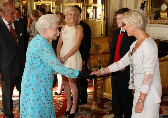 The Queen(s) - Dame Helen Mirren ha incontrato la Regina Elisabetta II