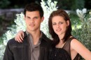 The Twilight Saga: Eclipse - il photocall romano di Taylor Lautner e Kristen Stewart