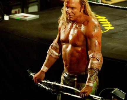 The Wrestler: le foto del film