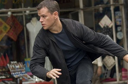 the bourne ultimatum matt damon