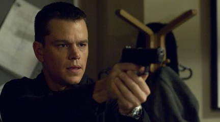 the bourne ultimatum matt damon jason bourne