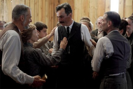 there will be blood il petroliere daniel day-lewis foto film
