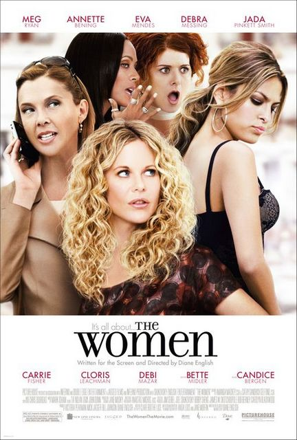 the women 2008 poster