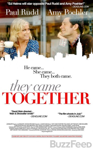 poster They Came Together