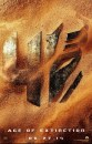 Transformers - Age of Extinction: primo poster ufficiale