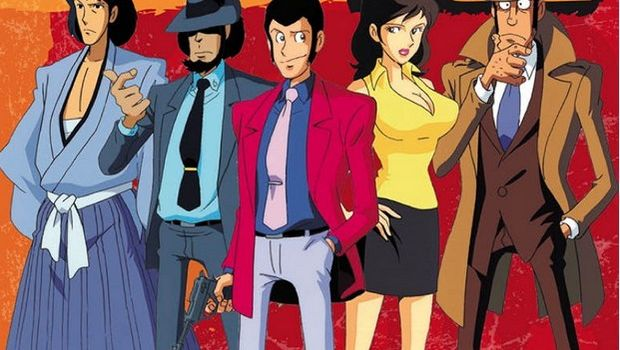 Lupin iii nuovo trailer trama cast film live action