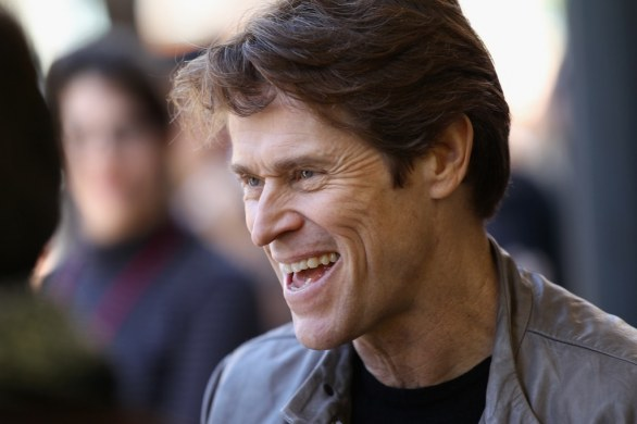 "Willem Dafoe, ""The Hunter Red"" Carpet Arrivals, 11 mar 2012"