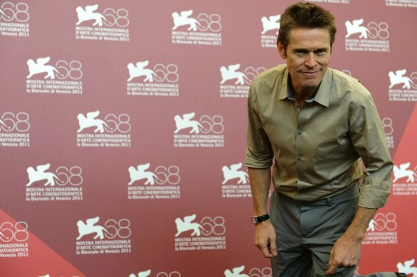 Willem Dafoe, 68th Venice Film Festival, 07 set 2011