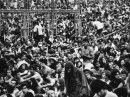 Woodstock Festival 01 ago 1969 - Festival Crowd  - by Three Lions/Getty Images