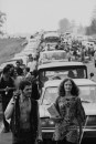 Woodstock Festival 15 ago 1969 - On The Road To Woodstock 2 - Hulton Archive/Getty Images by