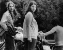 Woodstock Festival 01 ago 1969 - Leaving Woodstock - by Hulton Archive/Getty Images