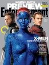 X-Men - Giorni di un futuro passato: cover del film di Entertainment Weekly