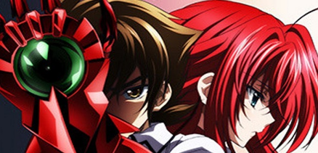 High School DxD DX.2
