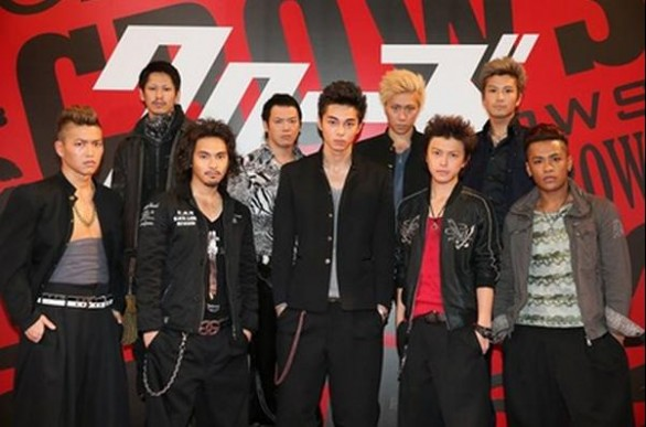 Crows Explode film live action