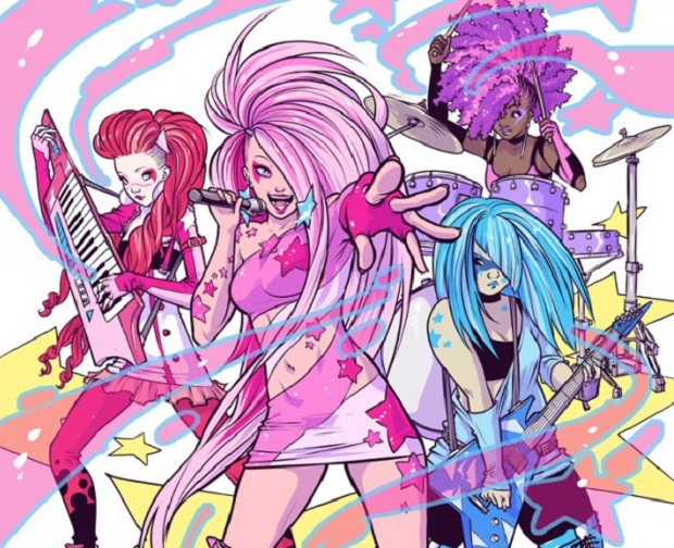 Jem-and-the-Holograms-Fumetto-Comics-IDW-Publishing-Preview