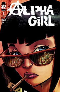 USA - Image Comics: online la Sneak Peek di Alpha Girl #1