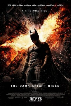 USA - Online un nuovo poster di Batman: The Dark Knight Rises