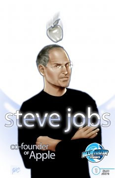 Bluewater Productions Steve Jobs