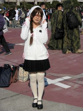 Comiket 81 Cosplay