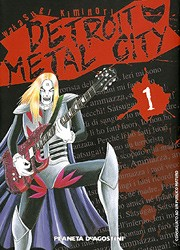 Termina in Giappone Detroit Metal City di Kiminori Wakasugi