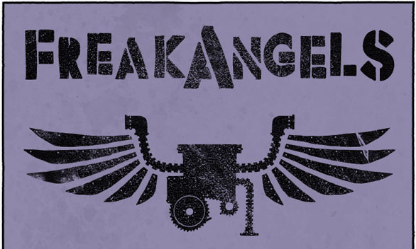 Freak Angels - logo