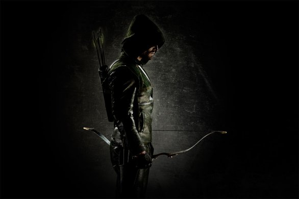 Arrow First Images