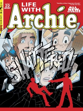 Life With Archie #22 Cover