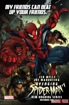 Marvel Comics Spider-man new ongoing series nuova serie
