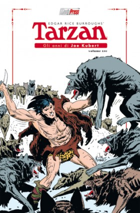 Fumetti che passione - Pagina 2 Tarzan_kubert-magic-press-280x427