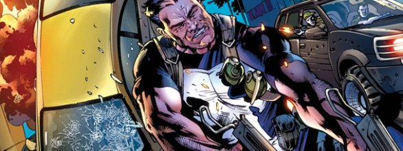 The Punisher Number One Marco Checchetto