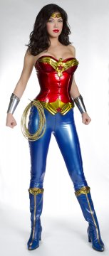 Wonder Woman New Costume Telefilm Tv Series DC Comics