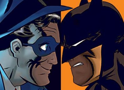 spirit e batman
