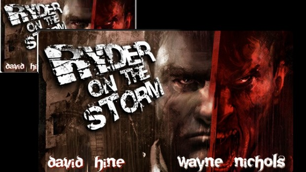Ryder on the storm cover
