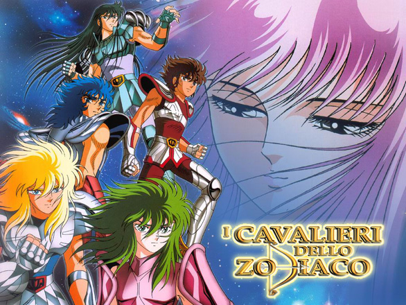 tutti gli episodi di i cavalieri dello zodiaco in streaming e download ita italiano