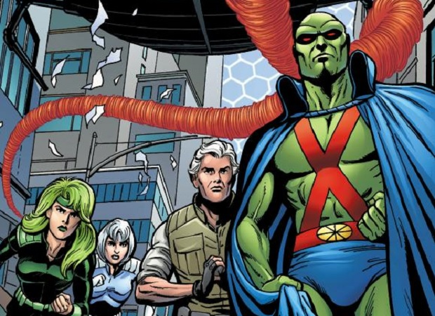 Convergence Preview Miniserie Parte 2