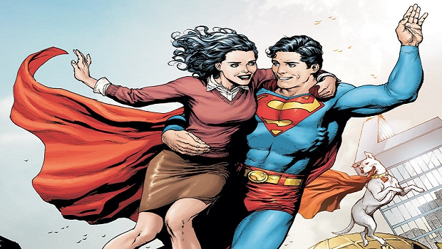 Superman e Lois Lane
