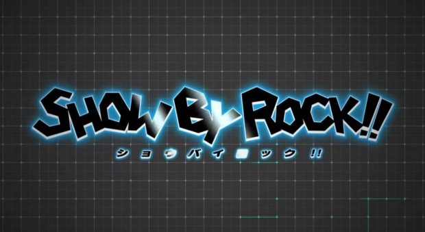 Show By Rock anime